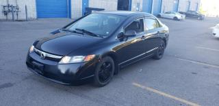 Used 2008 Honda Civic 4dr Auto DX-G | Clean Carfax for sale in Concord, ON