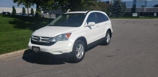 Used 2011 Honda CR-V 4WD 5dr EX-L | 2 Owners | Accident Free for sale in Concord, ON
