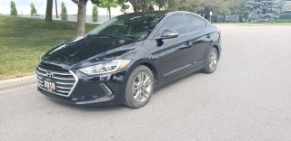 Used 2018 Hyundai Elantra Winter Tire | Back-Up Cam. | Blindspot | Factory Warranty! | for sale in Concord, ON