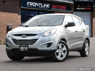 Used 2012 Hyundai Tucson FWD 4dr I4 Auto GL for sale in Scarborough, ON