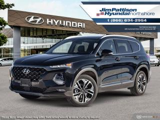New 2020 Hyundai Santa Fe Ultimate 2.0 for sale in North Vancouver, BC