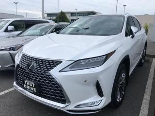 Used 2020 Lexus RX 350 8A for sale in North Vancouver, BC
