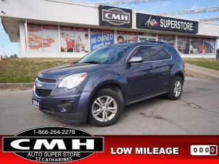 Used 2014 Chevrolet Equinox 1LT  CAM HTD-SEATS P/SEATS REM-START for sale in St. Catharines, ON