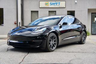 Used 2018 Tesla Model 3 LONG RANGE ALL WHEEL DRIVE ENHANCED AP, FULL SELF DRIVE, CARFAX CLEAN for sale in Burlington, ON