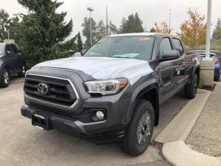 New 2020 Toyota Tacoma SR5 for sale in Surrey, BC
