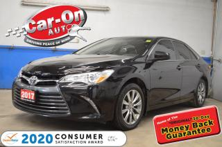 Used 2017 Toyota Camry XLE LEATHER SUNROOF HEATED SEATS for sale in Ottawa, ON