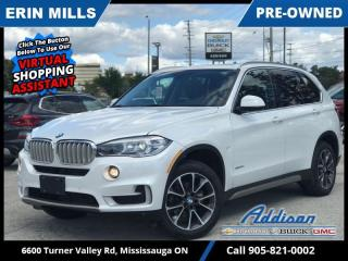 Used 2018 BMW X5 xDrive35i  NAVI|PANO ROOF|LOW KM| for sale in Mississauga, ON