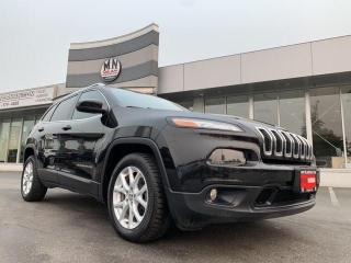 Used 2015 Jeep Cherokee North 2.4L NAVI REAR CAMERA POWER SEAT 74KM for sale in Langley, BC