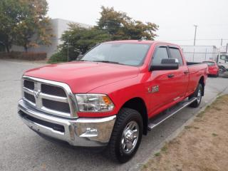 Used 2017 RAM 3500 SLT Crew Cab LWB 4WD Diesel for sale in Burnaby, BC