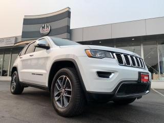 Used 2017 Jeep Grand Cherokee Limited 4WD LEATHER SUNROOF NAVI CAMERA 81KM for sale in Langley, BC