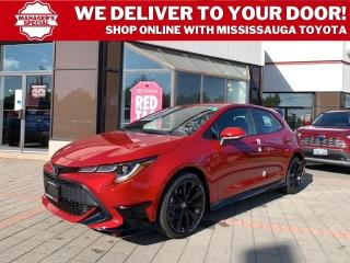 New 2021 Toyota Corolla HATCHBACK CVT Special Edition / Premium Colo for sale in Mississauga, ON