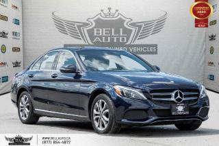 Used 2017 Mercedes-Benz C-Class C 300, AWD, NAVI, REAR CAM, B.SPOT for sale in Toronto, ON