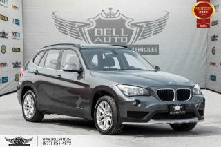 Used 2015 BMW X1 xDrive28i, AWD, PANO ROOF, MEMO SEAT, PARK ASST for sale in Toronto, ON