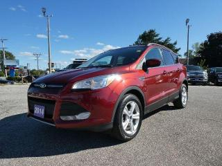 Used 2014 Ford Escape SE | Back Up Cam | Heated Seats | Bluetooth for sale in Essex, ON