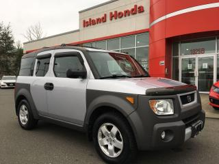 Used 2004 Honda Element w/Y Pkg for sale in Courtenay, BC
