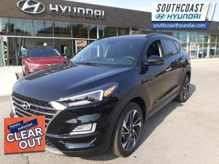 New 2021 Hyundai Tucson 2.4L Ultimate AWD  - Leather Seats for sale in Simcoe, ON