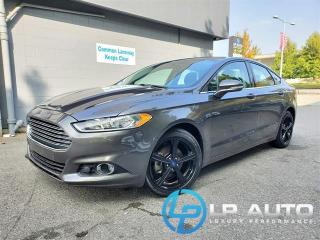 Used 2016 Ford Fusion SE for sale in Richmond, BC