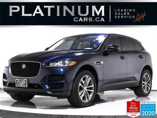 Used 2017 Jaguar F-PACE 35t Premium, AWD, NAV, PANO, CAM, HEATED STEERING for sale in Toronto, ON