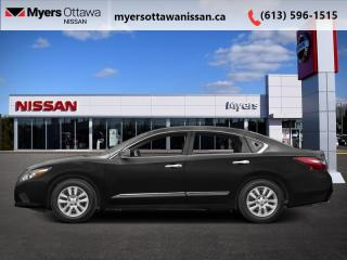 Used 2016 Nissan Altima 2.5 SL Tech  - Sunroof -  Navigation - $105 B/W for sale in Ottawa, ON