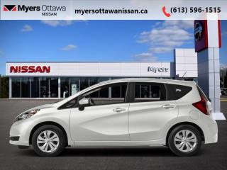 Used 2017 Nissan Versa Note SR  - Bluetooth -  Heated Seats - $98 B/W for sale in Ottawa, ON