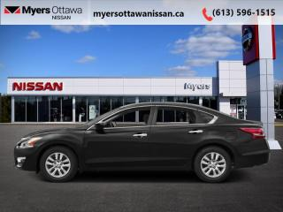 Used 2015 Nissan Altima 2.5  - Sunroof -  Bluetooth - $72 B/W for sale in Ottawa, ON