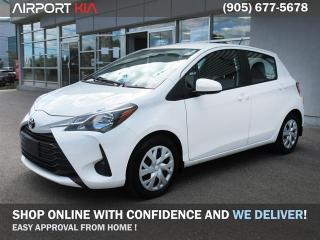 Used 2018 Toyota Yaris LE / Back-Up Camera/ Heated front seats/ Lane departure warning/ Bluetooth for sale in Mississauga, ON