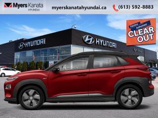 New 2021 Hyundai KONA Electric Preferred w/ Two-tone for sale in Kanata, ON