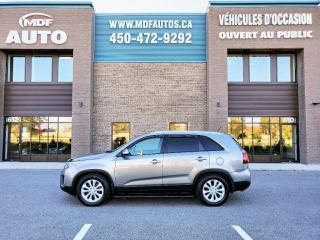 Used 2015 Kia Sorento Traction intégrale, 4 portes, V6, boîte for sale in St-Eustache, QC