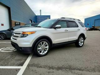 Used 2012 Ford Explorer 4 RM, 4 portes, Limited for sale in St-Eustache, QC