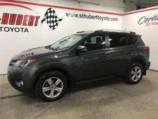 Used 2015 Toyota RAV4 AWD 4dr XLE for sale in St-Hubert, QC