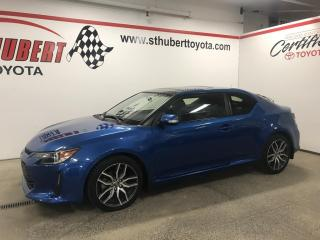 Used 2016 Scion tC 2DR MAN for sale in St-Hubert, QC