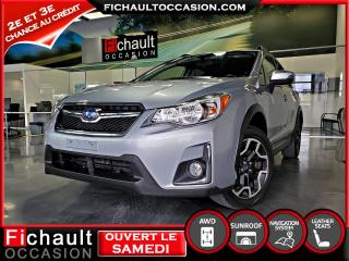 Used 2016 Subaru XV Crosstrek 2.0i  Limited for sale in Châteauguay, QC