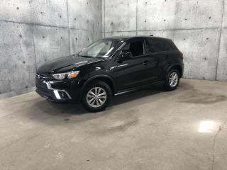 Used 2019 Mitsubishi RVR ES AWD APPLECARPLAY CAMERA RECUL SIEGES CHAUFFANTS for sale in St-Nicolas, QC