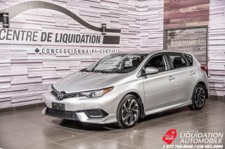 Used 2016 Scion iM for sale in Laval, QC