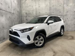 Used 2019 Toyota RAV4 LE AWD SIEGES CHAUFFANT BLUETOOTH CAMERA DE RECUL for sale in St-Nicolas, QC