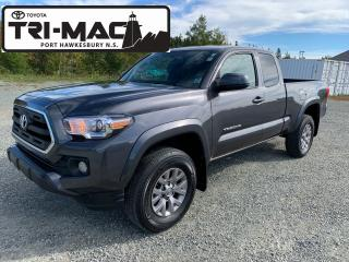 Used 2017 Toyota Tacoma SR5 for sale in Port Hawkesbury, NS
