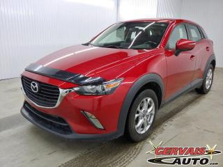 Used 2016 Mazda CX-3 GS Mags Bluetooth NAVIGATION for sale in Trois-Rivières, QC