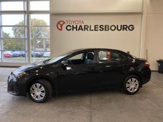 Used 2015 Toyota Corolla S - Sièges chauffants - Automatique for sale in Québec, QC