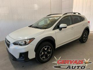 Used 2018 Subaru XV Crosstrek AWD Mags Caméra A/C Bluetooth for sale in Trois-Rivières, QC