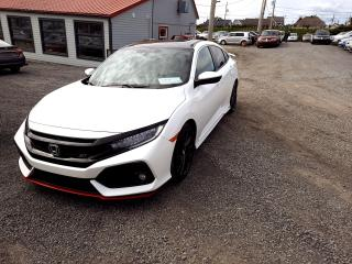Used 2018 Honda Civic Si Manual, HFC, TOIT OUVRANT, NAVY for sale in Beauport, QC
