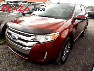 Used 2013 Ford Edge 4dr Limited AWD, BAS KILOMÉTRAGE WOWW for sale in Beauport, QC