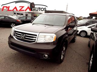 Used 2012 Honda Pilot 4WD 4dr EX-L for sale in Beauport, QC