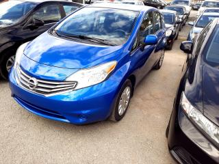 Used 2014 Nissan Versa Note 5DR HB AUTO 1.6 SV for sale in Beauport, QC
