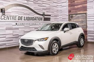 Used 2018 Mazda CX-3 50th Anniversary Edition for sale in Laval, QC