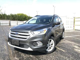 Used 2017 Ford Escape SE 4WD for sale in Cayuga, ON