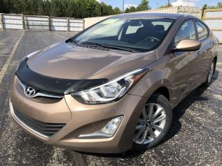 Used 2015 Hyundai Elantra Sport 2WD for sale in Cayuga, ON