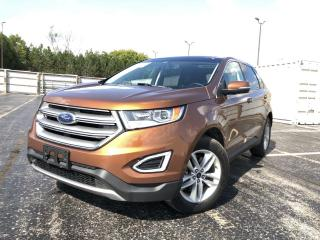 Used 2017 Ford Edge SEL AWD for sale in Cayuga, ON