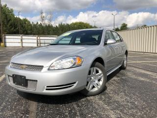 Used 2012 Chevrolet Impala LT 2WD for sale in Cayuga, ON