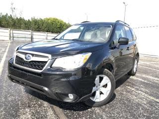 Used 2015 Subaru Forester Convenience AWD for sale in Cayuga, ON