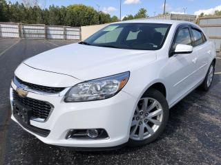 Used 2014 Chevrolet Malibu 2LT 2WD for sale in Cayuga, ON